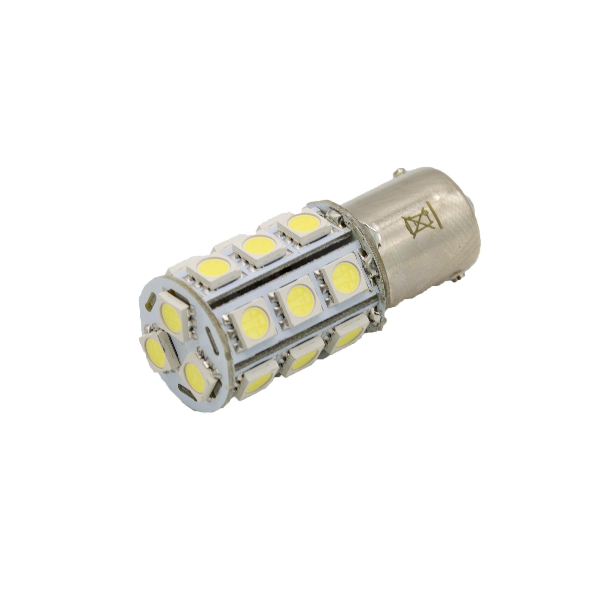 SOMMER LED-Birne DC 12-34 V, AC 24 V / 3 W