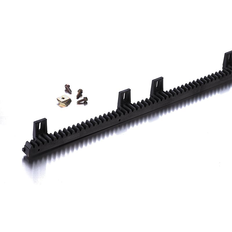 SOMMER Kunststoffzahnstange mit Stahlkern, Modul 4